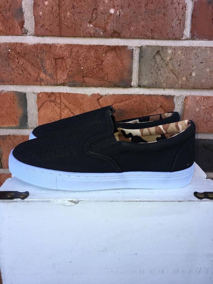 Black Reba Sneaker