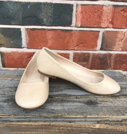 Beige Stacy Flat