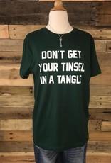 Tinsel In A Tangle Tee