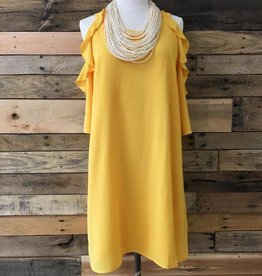 Merigold Cold Shoulder Dress