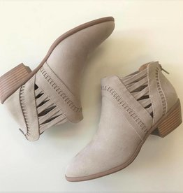 Taupe Haven Bootie