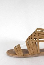 Tan Closer Sandal