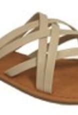 Beige Strappy Sandal