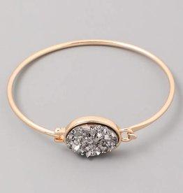 Gemstone Bangle