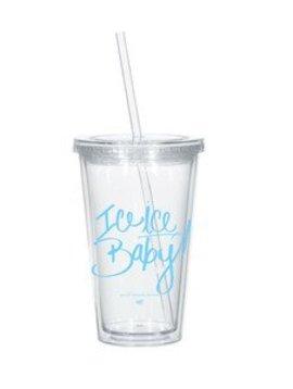 Ashley Brooke Designs Ice Ice Baby Tumb.