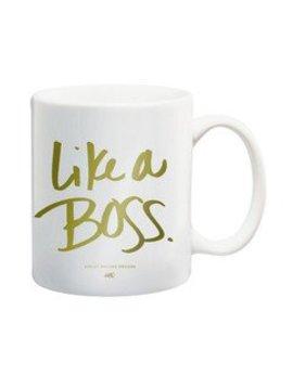 Ashley Brooke Designs Like A Boss Mug