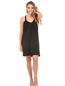 Joy Joy Shela T-Strap Dress