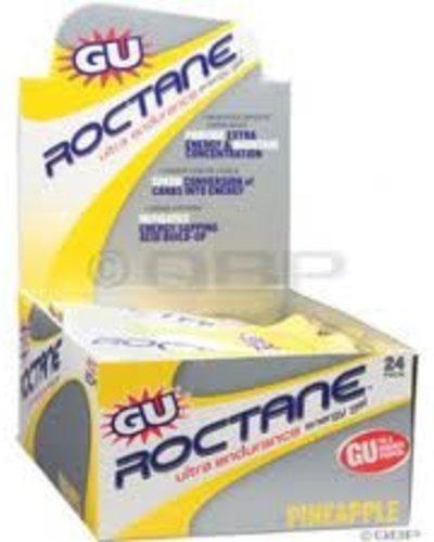 Gu GU ROCATANE -PINEAPPLE (Box of 24)