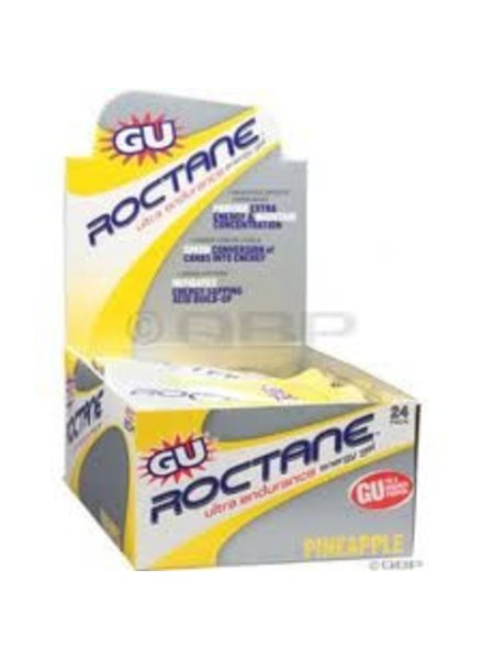Gu GU ROCATANE -PINEAPPLE (Box of 24)