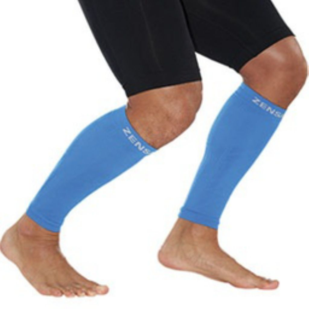 zensah zensah compression leg sleeves tri it multisport. Black Bedroom Furniture Sets. Home Design Ideas