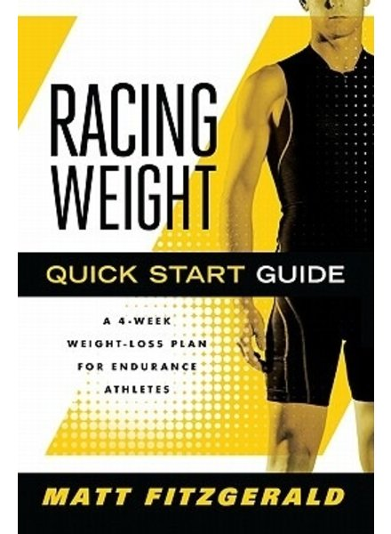 Velopress RACING WEIGHT - Quick Start Guide, M. FITZGERALD