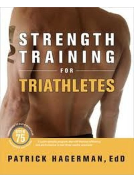 Velopress STRENGTH TRAINING FOR TRIATHLETES, HAGERMAN