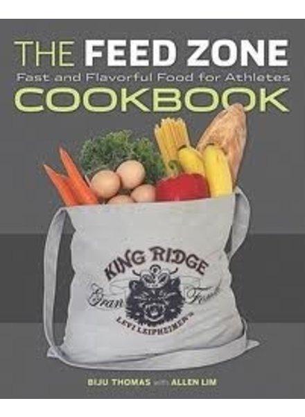 Velopress The Feed Zone Cookbook, Thomas & Lim