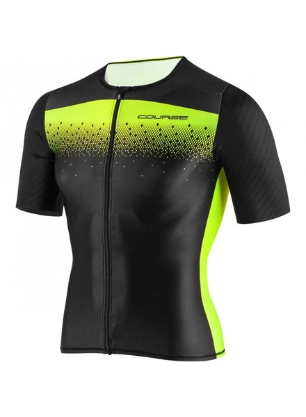 Louis Garneau MEN'S COURSE M-2 TRI CYCLING JERSEY