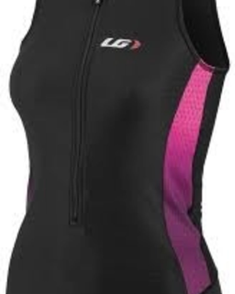Louis Garneau LOUIS GARNEAU WOMEN'S PRO CARBON SLEEVELESS TRI TOP