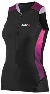 Louis Garneau LOUIS GARNEAU PRO CARBON SLEEVELESS WOMENS TRI TOP