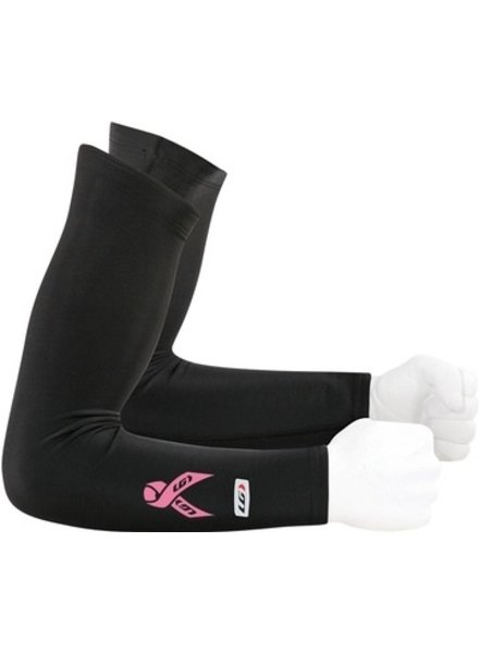 Louis Garneau PINK RIBBON ARM WARMERS
