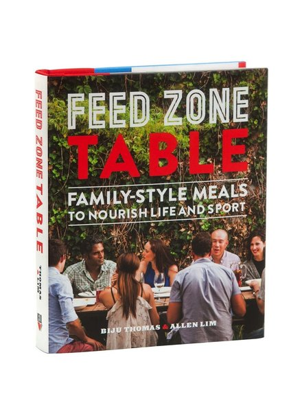 RYEKA Feed Zone Table - Biju Thomas and Allen Lim