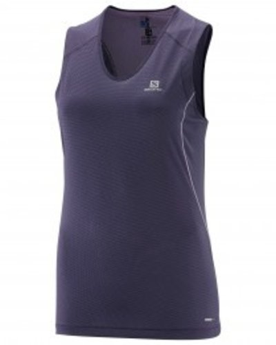SALOMON SALOMON WOMEN�S TRAIL RUNNER SLEEVELESS TANK