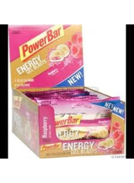 Power Bar POWER BAR GEL BLASTS - Raspberry