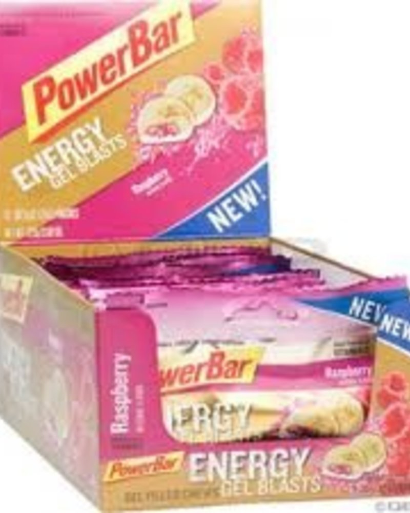 Power Bar POWER BAR GEL BLASTS - Raspberry