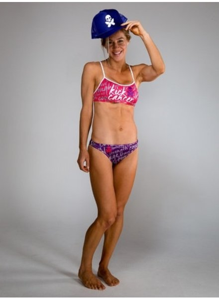 Betty Designs KICK CANCER BIKINI