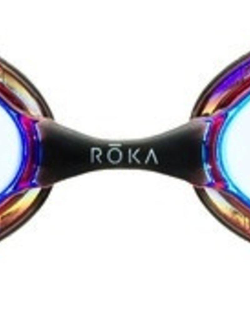ROKA ROKA F1 MIRRORED LOW PROFILE GOGGLE