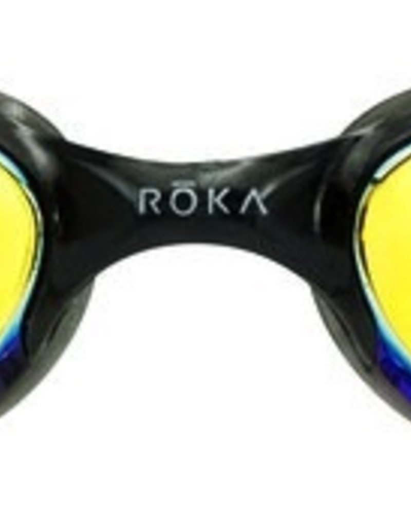 ROKA ROKA F2 MIRRORED FULL VIEW GOGGLE