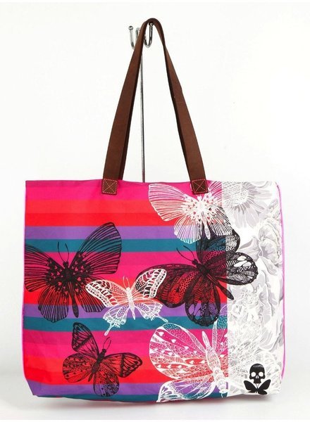 Betty Designs BETTY DESIGNS FLY CANVAS TOTE