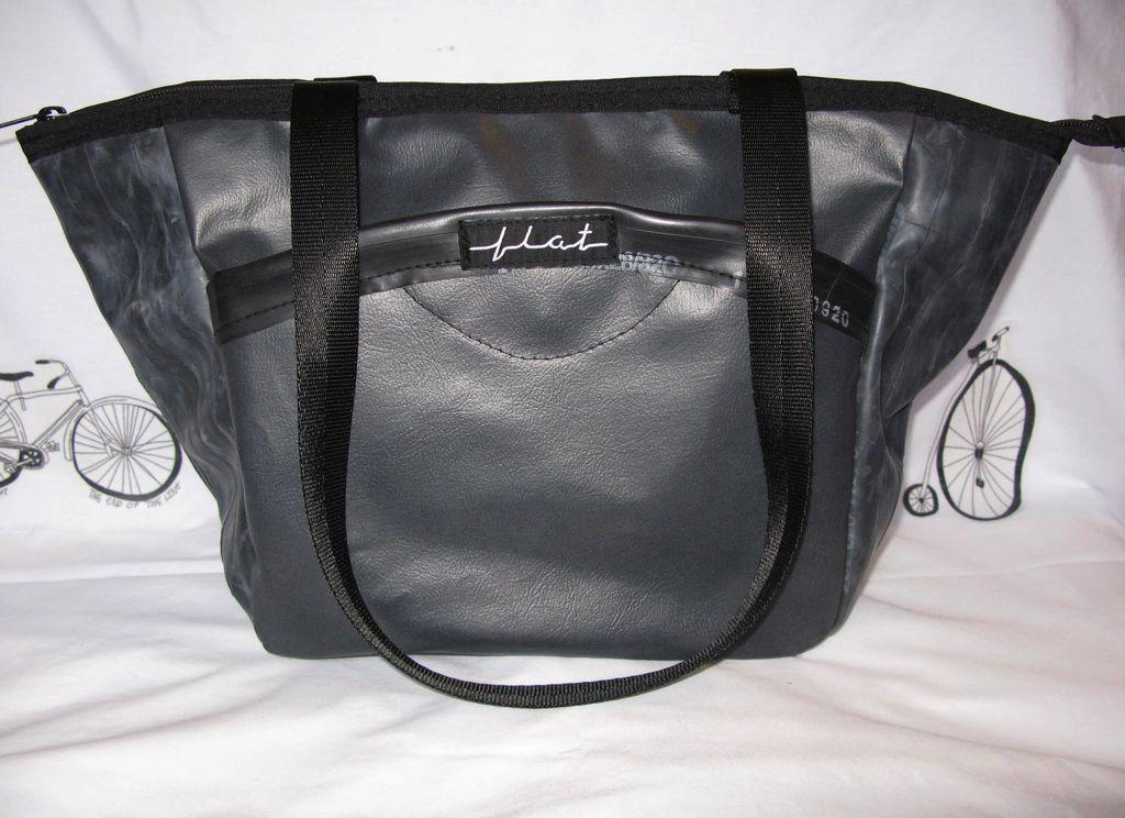 Flat FLAT BAG GOING SOMEWHERE