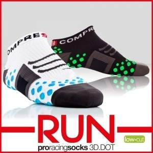 Compress Sport COMPRESSPORT PRO RACING RUN SOCK