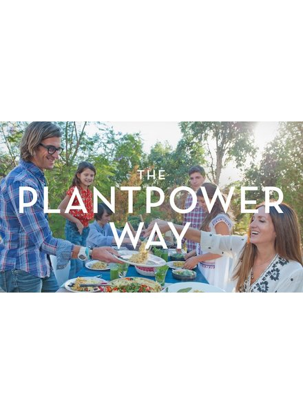 Rich Roll THE PLANTPOWER WAY