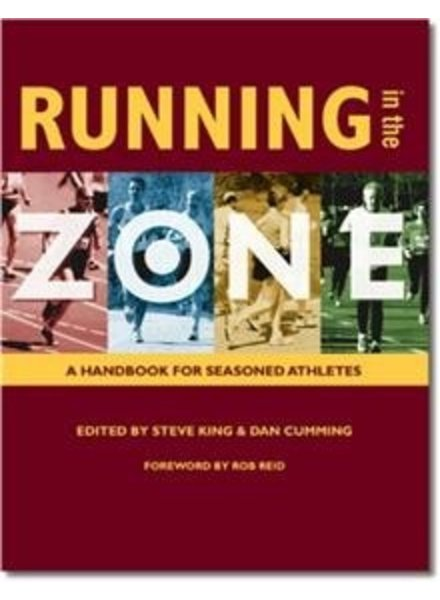 Velopress Running in the Zone, King & Cumming