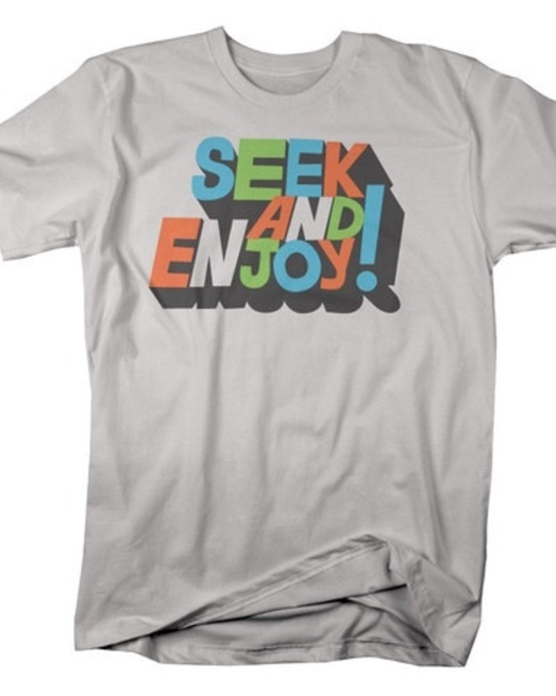Endurance Conspiracy ENDURANCE CONSPIRACY TEE - SEEK and ENJOY