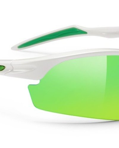 Rudy Project RUDY PROJECT REVENGE (WHITE GLOSS/MULTILASER GREEN)