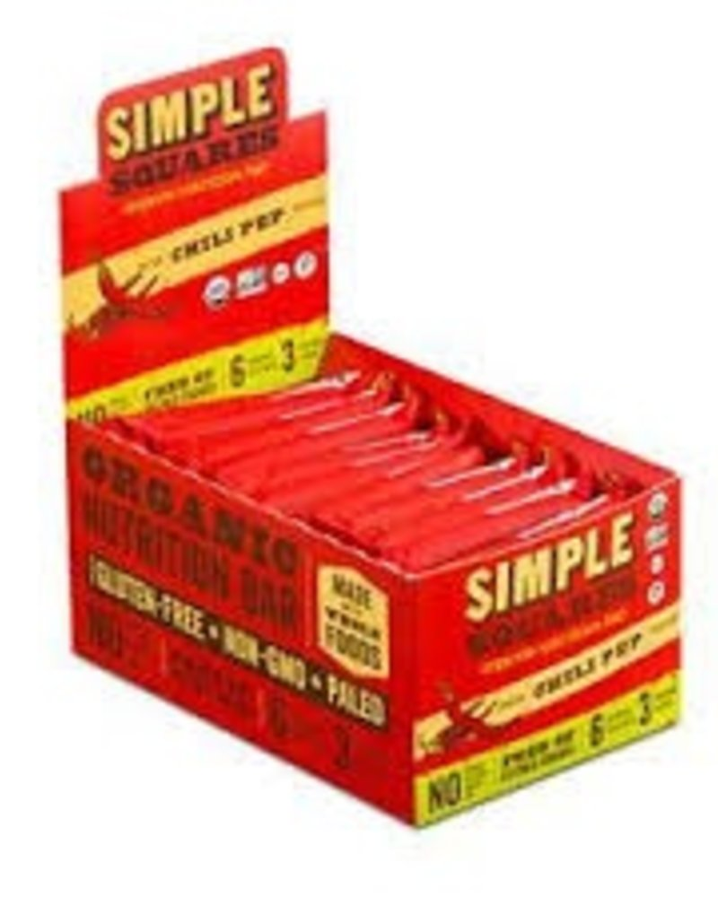 RYEKA SIMPLE SQUARES (BOX OF 12)