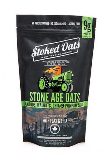 Stoked Oats STOKED OATS - STONE AGE