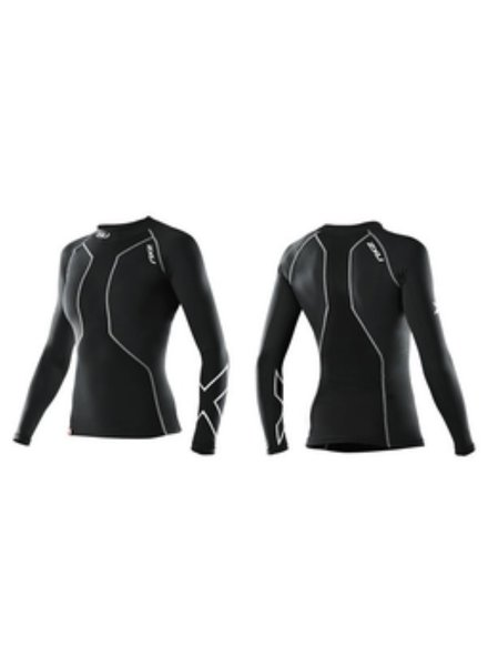 2XU WOMEN'S SWIM RECOVERY COMPRESSION TOP (WA2005a)