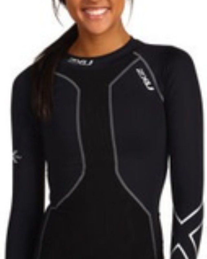 2XU 2XU WOMEN'S SWIM RECOVERY COMPRESSION TOP (WA2005a)