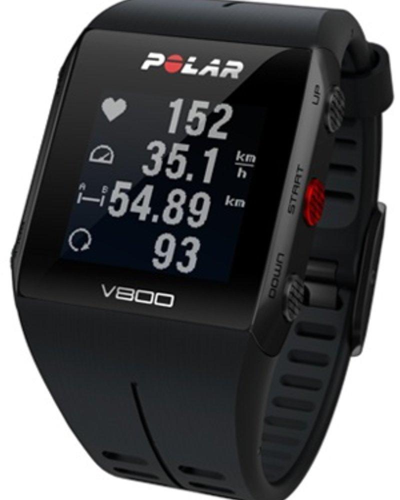 Polar Polar V800 HR/GPS/TRI Watch