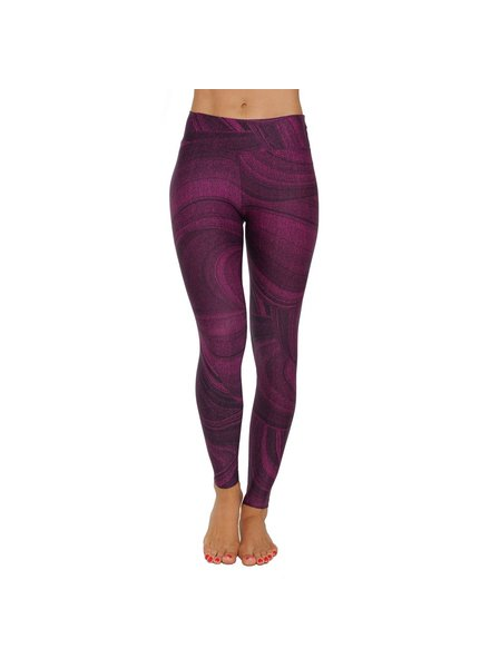 Liquido PATTERNED LEGGINGS