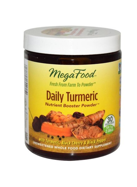 Mega Food Daily Tumeric
