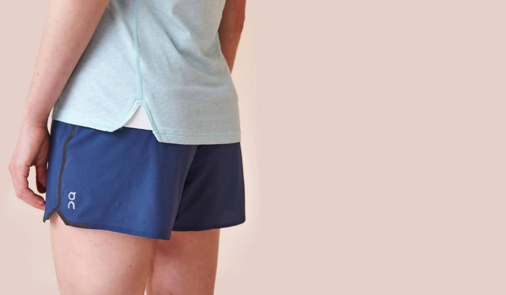ON CLOUD ON CLOUD WOMEN'S RUNNING SHORTS