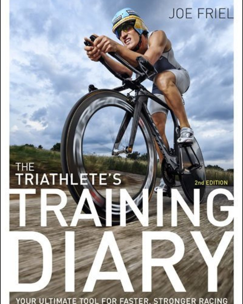 Velopress THE TRIATHLETE'S TRAINING DIARY, J. FRIEL