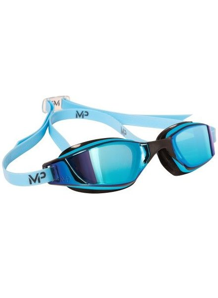 Aquasphere MICHAEL PHELPS XCEED GOGGLE - MIRRORED LENS - MIRRORED LENS