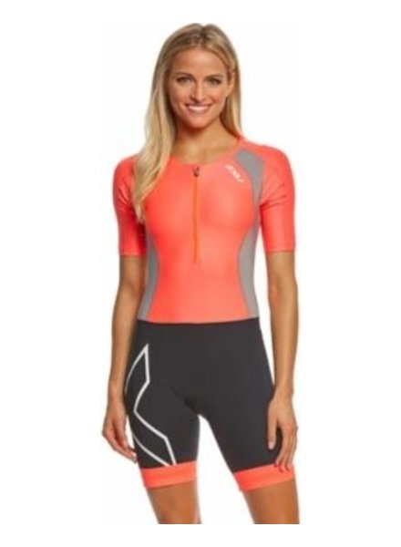 2XU WOMEN'S COMPRESSION Sleeved Trisuit (WT4445)