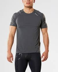 2XU 2XU MEN'S ACTIVE RUN TEE (MR4348)