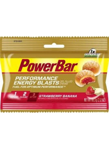 Power Bar GEL BLASTS - Raspberry - single
