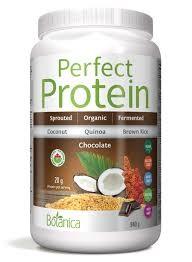 Mega Food BOTANICA Perfect Protein (Certified Organic)