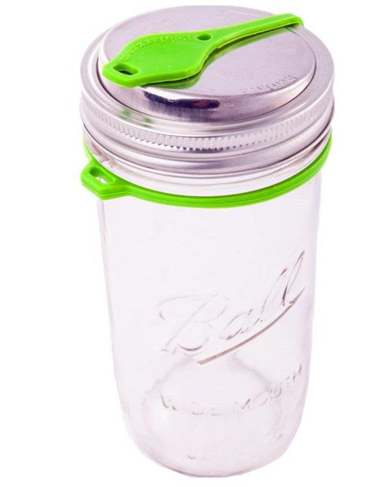 Tri It Multisport ECOJARZ POPTOP SEALABLE DRINKING JAR